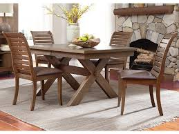 liberty furniture dining table. Liberty Furniture Opt 5 Piece Trestle Table Set 185-CD-O5TRS; Bayside Crossing Dining