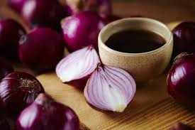 the benefits of onion juice for hair