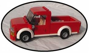 Ph-150 Pickup Truck Instructions: A LEGO® creation by RTN LNA ...