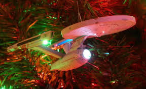 I stumbled upon this hilarious version of 'Twas The Night Before ChristmasStar  Trek, while trying to find some geeky Christmas cookies, but believe me, ...