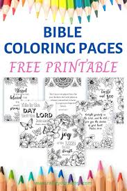Most of the puzzles are in black and white a step up from coloring sheets, these printable color by numbers will have your children matching and using a legend to color in a picture. Free Printable Bible Verse Coloring Pages Raise Your Sword