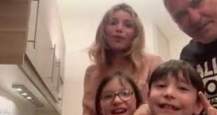 Known for his often controversial humour. 2021 Jean Marie Bigard And Lola Marois Bella And Jules Their Twins Land Directly In Tous En Cuisine Femme Actuelle Le Mag