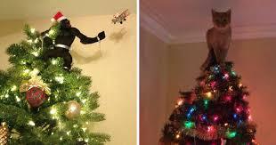 Halloween Cat Decor Halloween Cat Ornament Tuxedo CatCat Themed Christmas Tree