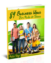 89 Business Ideas For Kids And Teens