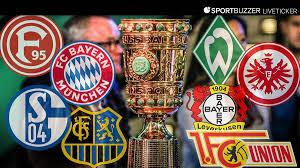 Von den 64 teilnehmern für den auftakt vom 11. Dfb Pokal Viertelfinale Die Auslosung Zum Nachlesen Auf Diese Teams Treffen Fc Bayern Schalke Und Co Sportbuzzer De