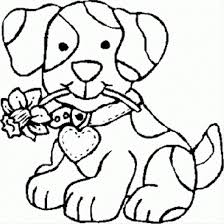 Dog Color Page Coloring Pages To Online Free For Kids 25502550