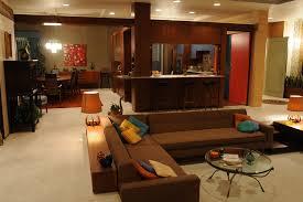 mad men furniture. Don-draper-open-plan-lounge-kitchen Mad Men Furniture R