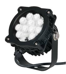 Led Light Design Exterior LED Spot Light Fixtures Collection Spot - Exterior spot lights