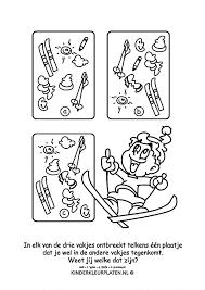 Kleurplaat Spelletje Coloriage Zoeken Spelletjes