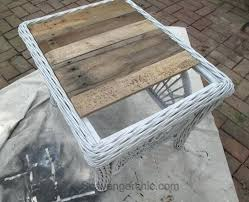 glass table top cover how to replace a glass tabletop with a rustic wood tray glass glass table top