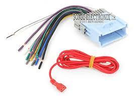 metra wiring harness for chevrolet bu metra 70 2103 wiring harness for 2004 2006 chevrolet bu pontiac g6