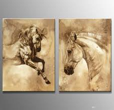 2019 unframed horse head animal painting oil painting on canvas giclee wall art painting art picture for home decorr from angelart168 1 61 dhgate com