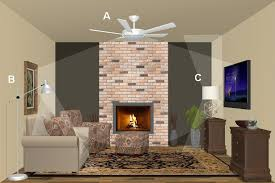 Ceiling lighting design Restaurant Living Room Lighting Design Plan Ofdesign Living Room Lighting 20 Powerful Ideas To Improve Your Lighting