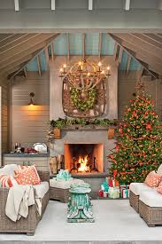 Living Room Christmas Decor 100 Fresh Christmas Decorating Ideas Southern Living