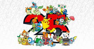 Pokemon Releases First 25th Anniversary Video, New Logo