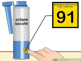 How To Use An Octane Booster 11 Steps With Pictures Wikihow