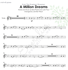 Beginner violin sheet music for house of the rising sun this version is the traditional blues version and inspiration for the rendition that eric burdon and the animals made famous in the sixties, (pay special attention to the first, third, fourth and fifth verses). A Million Dreams From The Greatest Showman Easy Violin And Piano Arrangement Violin Amilliondreams Sheetmusi Digital Sheet Music Violin Sheet Music Violin