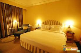 Captivating Yellow Bedroom