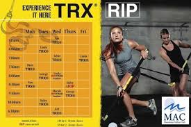 trx rip program at manchester athletic club