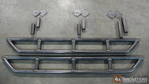 rock sliders for toyota rigs d right from 4x innovations pirate4x4 com 4x4 and off road forum