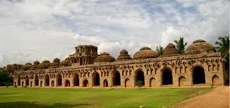famous ancient architecture. Hampi, India \u2013 Famous For Its Ancient Temples And Architecture T