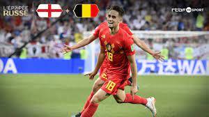 Angleterre | Belgique (0-1) Résumé du match - YouTube