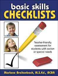 Basic Skills Checklists Teacher Friendly Assessment For Students