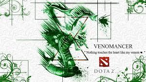 dota 2 venomancer monsters fantasy games