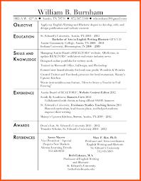 Sample Social Work Resume Objectives 16 Social Work Resume