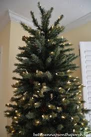 those dead christmas tree lights