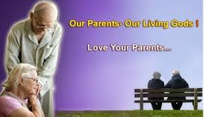 parents are the visible god amit dwivedi pulse linkedin