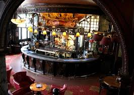 The Warrington Hotel: The Art Nouveau Bar