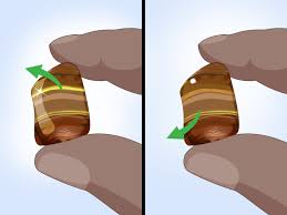 how to identify original tiger s eye stone