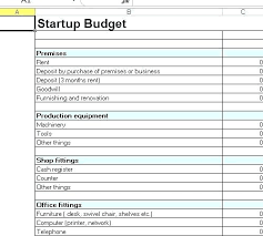 Simple Budget Plan Simple Business Plan Budget Template Hotel Sample Operating