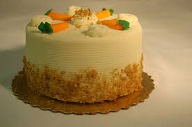 Carrot Birthday Cakes