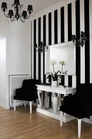 Bedroom Wall Painting Designs Black And White | Corner of Chart and Menu