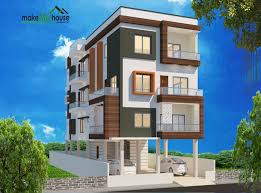 G 3 Apartment Structural Design 31x70 Home Plan 2170 Sqft Home Design 4 Story Floor Plan