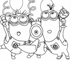 Aug, 01 2017 31547 downloads 12334 views cartoon movies > minions. Minion 3 Coloring Pages Cartoons Coloring Pages Free Printable Coloring Pages Online