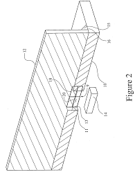 Patent ep1439314a1 fatigue resistant slot and tab design