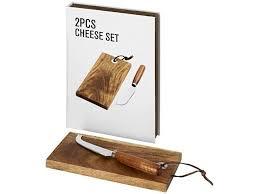 Подарочный <b>набор для сыра</b> Nantes из <b>2</b> предметов, дерево ...
