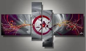 modern abstract painting modern oil paintings on canvas abstract painting set12038