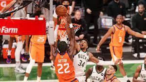 Block Helps Bucks Even Finals Series ...