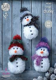Image result for king cole tinsel chunky