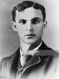 young henry ford. this photo of henry ford was made in 1888 it on april 11th young e