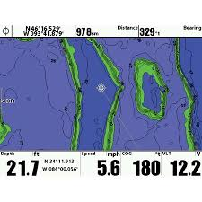 Lakemaster Charts Humminbird 600023 8 Lakemaster Version 5 Chart Card Southeast Edition