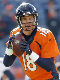 Bell Peyton Manning might have fresh Super Bowl look