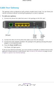 Frontier Modem Lights 14400297 Adsl2 Modem Router User Manual 2015_rev 3 Netgear