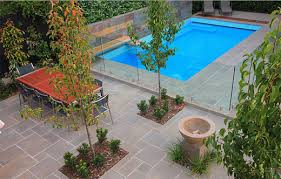 Small Picture contemporary pool garden design Plushemisphere