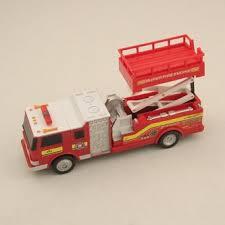 <b>Радиоуправляемая пожарная машина Rui</b> Feng
