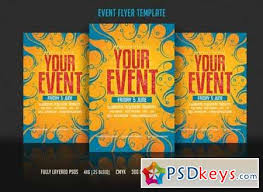 Brochures Templates Free Download Free Event Flyer Templates Bravebtr